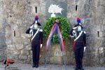 S.Eufemia d'Aspromonte, celebrato il 25° anniversario dell'omicidio del maresciallo Azzolina