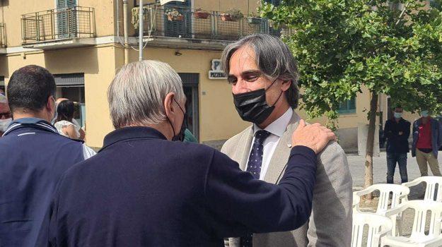 'ndrangheta, confisca bene, Don Luigi Ciotti, Giuseppe Falcomatà, Reggio, Cronaca
