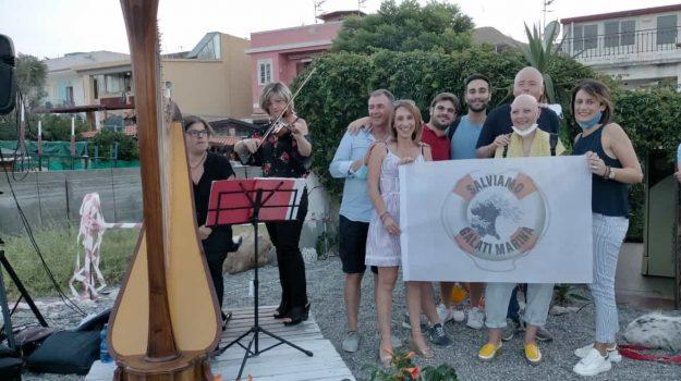 galati marina, Messina, Cronaca