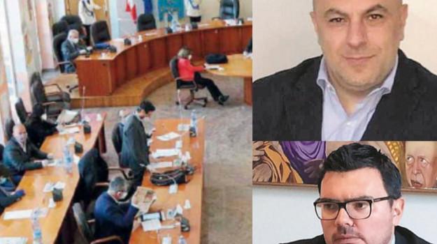 amministrative cosenza, Francesco De Cicco, marco ambrogio, Cosenza, Politica