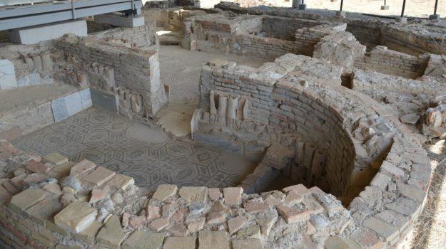 Alla scoperta della magnifica Villa Romana di Casignana - LE FOTO