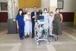 """Cosenza, l'associazione """"Monica Trotta"""" ha donato un ecografo all'ospedale Annunziata"""