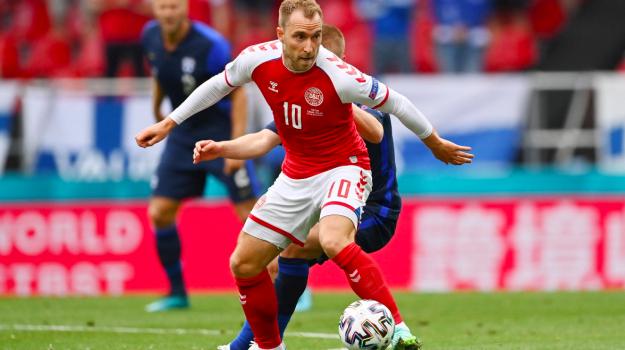 danimarca, finlandia, Christian Eriksen, Martin Schoots, Sicilia, Euro 2020