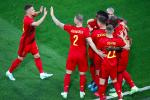 Lukaku si carica sulle spalle il Belgio, batte la Russia e manda una carezza ad Eriksen