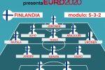 """Euro 2020 Girone B, """"Gazzetta presenta"""": la Finlandia di Pukki, la storia nella storia ASCOLTA IL PODCAST"""