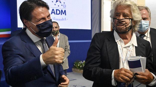 m5s, nuovo statuto, Beppe Grillo, Giuseppe Conte, Sicilia, Politica