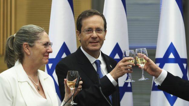 elezioni, israele, knesset, Isaac Herzog, Sicilia, Mondo