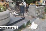 Rifiuti a Messina, i consiglieri municipali del M5s: «Stato di degrado indecente»