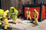 Luoghi contaminati e pericolosi a Lamezia, prove tecniche di intervento