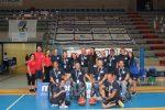 Reggio in carrozzina, entusiasmante esperienza agli European championship men under22