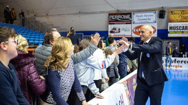 orlandina basket, Enzo Sindoni, Marco Sodini, Messina, Sport
