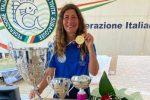 Isola Capo Rizzuto, Maria Fanito campionessa d'Italia nella pesca in apnea