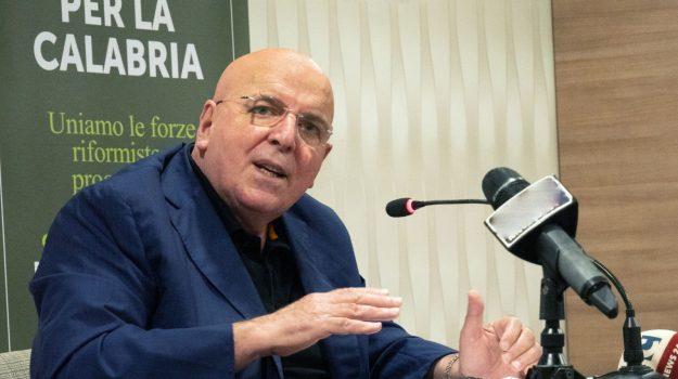 pd, enzo ciconte, Mario Gerardo Oliverio, Calabria, Politica