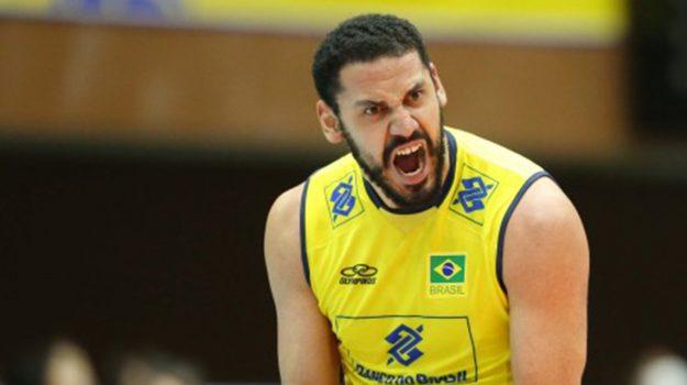 tonno callipo, volley mercato, Volley Superlega, Mauricio Borges, Calabria, Sport