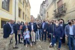 """La """"scalata"""" di Occhiuto alla Regione parte da Vibo: """"C'è una Calabria dalle mille risorse"""""""