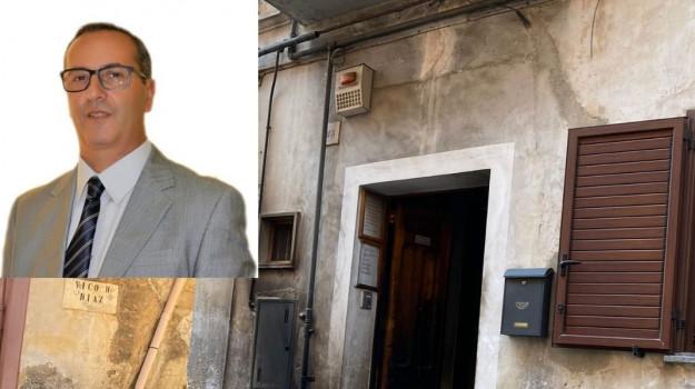 cassano, intimidazione, Giuseppe Praino, Cosenza, Cronaca