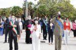 """Messina 'festeggia' la Repubblica. Il sindaco: """"Italia, ci vuole più cuore"""" FOTO"""