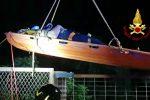 Catanzaro, donna si getta dal ponte Morandi. Salvata dai vigili del fuoco