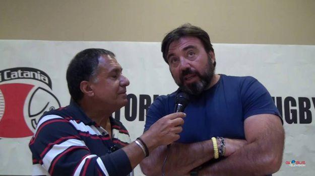 Amatori Rugby Catania, Ezio Vittorio, Salvo Pogliese, Sicilia, Sport