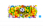 Google cambia volto e dà il buongiorno con il doodle di Euro 2020