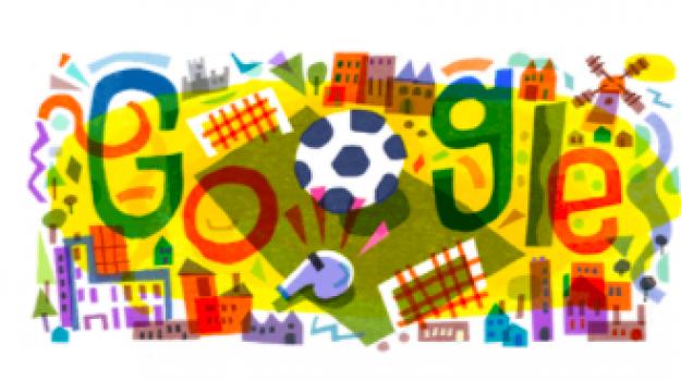 euro 2020, google doodle, Sicilia, Società