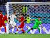 Italia, mamma li... azzurri! Travolta 3-0 la Turchia: Demiral (autogol), Immobile e Insigne