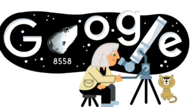 doodle, google, Margherita Hack, Sicilia, Società