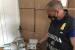 Coronavirus: sequestrate oltre 700 mascherine non sicure nel Palermitano