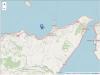 Messina: scossa di terremoto in mattinata con epicentro in mare a largo di Terme Vigliatore