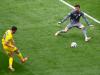 Euro 2020, passa l'Ucraina nel festival dei rigori parati. La Macedonia s'illude, Pandev... pure