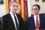 Ivan Cardamone e Sergio Abramo