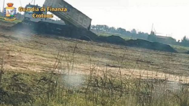 """Erebo Lacinio"", crotone, smaltimento rifiuti, Catanzaro, Cronaca"