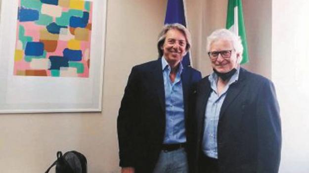 Vittorio Piccari e Aldo Costa
