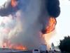Autocisterna va a fuoco tra Piacenza e Fiorenzuola: due vittime VIDEO