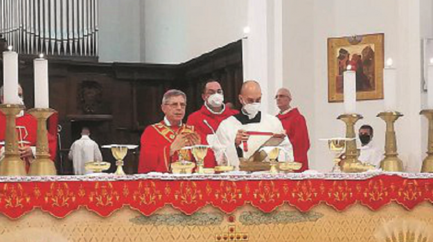chiesa, lamezia, Monsignor Giuseppe Schillaci, Catanzaro, Cronaca