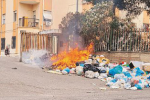 Rifiuti Reggio Calabria, la città è un inceneritore all'aperto