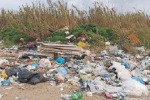Nicotera, liquami e rifiuti nel fiume Mesima: un disastro annunciato per il mare