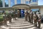 Vibo, onorificenza al 5. Reggimento Fanteria Aosta dell'esercito