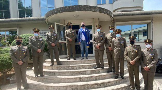 esercito italiano, Reggimento Fanteria Aosta, vibo valentia, Gianvito Tinelli, Salvatore Solano, Catanzaro, Cronaca