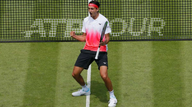 Eastbourne, tennis, Lorenzo Sonego, Matteo Berrettini, Max Purcell, Sicilia, Sport