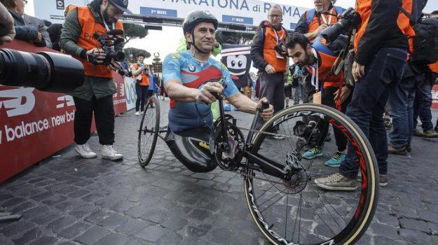 handbike, inchiesta, incidente, siena, Alex Zanardi, Sicilia, Cronaca