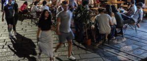 Calabria: estate... in bianco, addio al coprifuoco