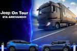 Al via da Perugia il Jeep On Tour