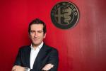 Alejandro Mesonero-Romanos nominato head of Alfa Romeo design