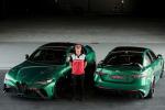 Alfa Romeo, Kimi Raikkonen certifica la Giulia Gta