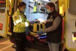 Controlli Nas su ambulanze negli ospedali siciliani, un sequestro al Papardo di Messina