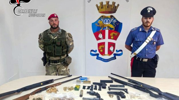 armi, Reggio, Cronaca