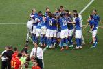 Europei: gli azzurri pronti a inginocchiarsi prima di Italia-Belgio