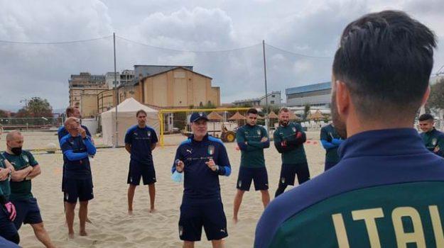 beach soccer, Sicilia, Calabria, Sport