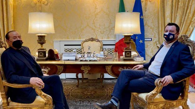 reggio calabria, Matteo Salvini, nicola gratteri, Reggio, Politica
